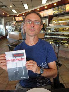 Gerald Saul: Paul Stockton visit