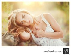 Beautiful natural light photography by Meg Borders