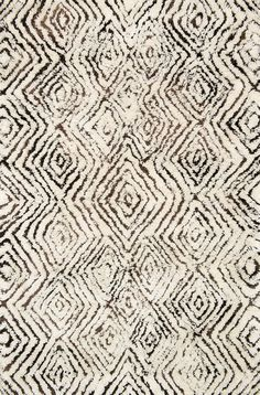 Loloi Folklore Ivory / Granite Shag Weave Area Rug – Incredible Rugs and Decor. Loloi Folklore Ivory / Granite Shag Weave Area Rug – Incredible Rugs and Decor. Bohemian Design, Boho, Bohemian Decor, Bungalow, Justina Blakeney, Moroccan Pattern, Rugs Usa, Contemporary Rugs, Accent Rugs