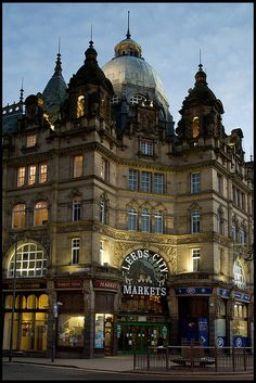 My favourite building in the city of Leeds Leeds Leeds.