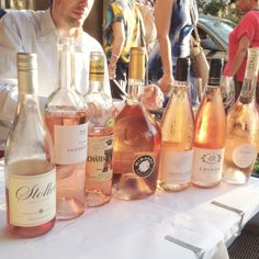 The rosé I've had (and I've had A LOT) is never mindblowing. Could any rosé really impress me? Enter this.