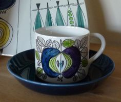 Eden cup and saucer