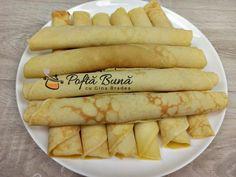 Sweet Recipes, Cake Recipes, Healthy Recipes, Romanian Food, Banana Pancakes, Hot Dog Buns, Hot Dogs, Cakes And More, Dinner Tonight