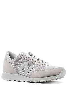 New Balance Sneaker Classic Women's 501 Classic in Grey