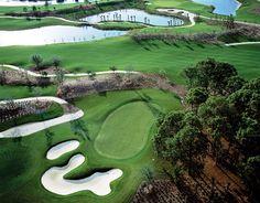 LaPlaya golf course at the LaPlaya Beach & Golf