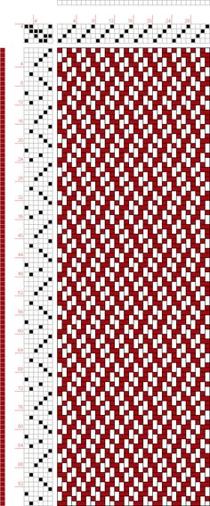 draft image: Plate Figure Dictionary of Weaves Part I by E. Inkle Weaving, Card Weaving, Weaving Art, Tapestry Weaving, Basket Weaving, Weaving Designs, Weaving Projects, Weaving Patterns, Textile Patterns