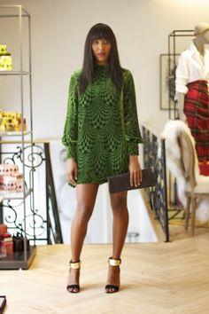 Image result for velvet green top