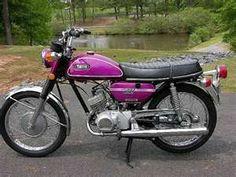 1971 yamaha 200 street bike
