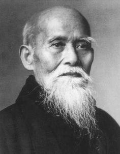 Those who are possessed by nothing possess everything.   - Morihei Ueshiba, Aikido founder, poet, calligrapher