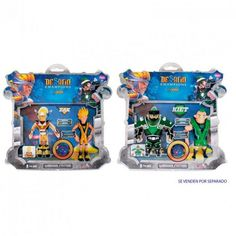 Juguete FIGURA SENDOKAI CON ARMADURA Precio 23,85€ en IguMagazine #juguetesbaratos