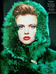 Versace Alpaca Fur jacket
