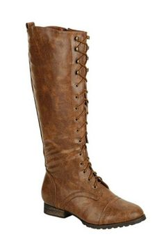 253fef39bcff  Lace up boots Tall Lace Up Boots