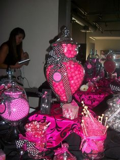 September candy buffet by Candy Buffets, via Flickr