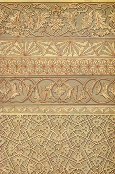 Islamic Art Pattern, Arabic Pattern, Pattern Art, Persian Pattern, Oriental Pattern, Doodle Designs, Elements Of Design, Patterns In Nature, Moorish