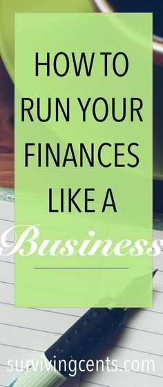 It's important that as a family you learn how to run your finances like a business. This will help setup a plan and foundation of how to operate your money.