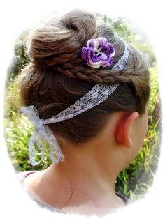 Regency Style Hair Tutorial::