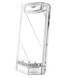 Vertu's First Android Phone, The New TI