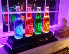 Call of Duty Zombies Perk a Cola Bottles by PaulsPerkaCola on Etsy
