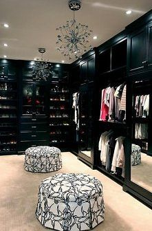 Ahem.. My closet. :)
