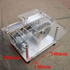 Only US$125.89, buy best DIY Mini Bench Table Saw Handmade Woodworking Model Saw With Ruler 25mm  sale online store at wholesale price.US/EU direct.