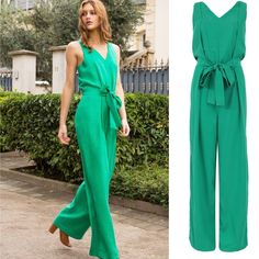 The Grace Kelly Jumpsuit is gorg!  Get it now at cottonandpearls.com.  Brand: FRNCH