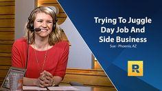 How Do I Juggle Side Business And My Job?