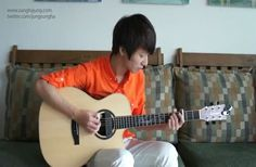 "Acoustic Guitar Cover Of The ""Game Of Thrones"" Theme By Sungha Jung."
