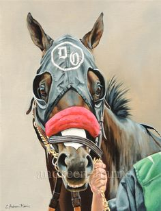 Richards Kid Racehorse - Andreen Harris