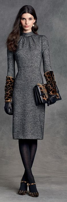 Adore all of this but the bag. Leopard print is my guilty pleasure in small accented pieces.