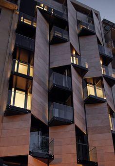 Ismael 312 Apart Hotel / Estudio Larrain