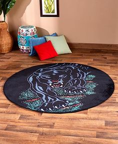 Infuse style into your space with this Themed Decorative Rug Collection. This rug adds character to any room while protecting a high traffic area. Each features