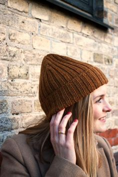 The Hipster Hat – PetiteKnit