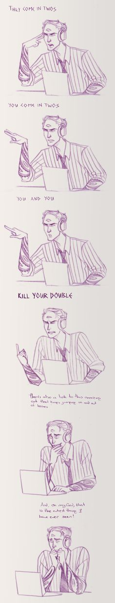 He loves those boxes SO MUCH by Sour-Purple on deviantART (Welcome to Night Vale)