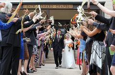 100 Wedding Wands with 3 riboons no bell ceremony wands streamers bubbles sticks with bells