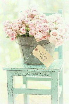 I adore roses!
