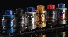 Wotofo Bravo 25 RTA has an unprecedented juice carrying capacity of 4.5ml which is even extendable. Airflow has been smoothly regulated in the system for effective functioning of the product.   #vape #vapeuk #ecig #ecigshop #wotofo #vapelife #vapelyfe #vapenation #vapekingdom #vapeitout #vapefam #vapefamily