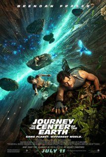 Journey to the Center of the Earth (2008)-another good one to see after reading the book.