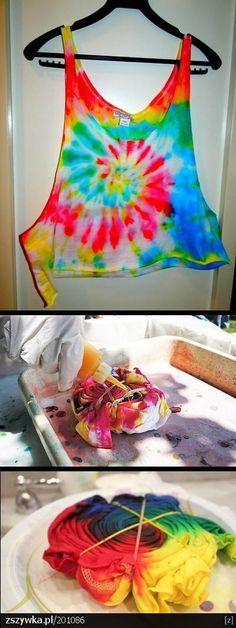Tie-Dye cool!