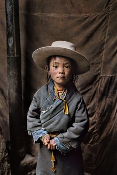 Reflections on Portraiture | Tibet | Steve McCurry's Blog (2014)
