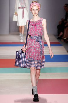 Marc by Marc Jacobs Spring 2013 RTW - Runway Photos - Fashion Week - Runway, Fashion Shows and Collections - Vogue - Vogue