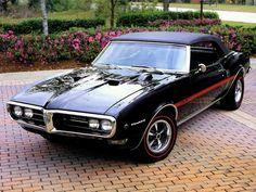 Pontiac GTO, 1968 Pontiac