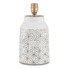 Found it at Wayfair.co.uk - Assisi Stoneware and Etch 25cm Table Lamp Base