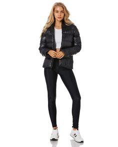 BLACK WOMENS CLOTHING PATAGONIA JACKETS - 28035BLK Jackets For Women, Clothes For Women, Patagonia Jacket, Raven, Hoody, Woman, Rocks, Stuff To Buy, Black
