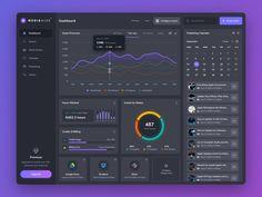 MediaHive — Multimedia Management Center by Matt Olpinski Multimedia, Cool Designs, Web Design, Management, Design Inspiration, Search, Research, Searching, Website Designs