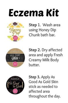 Get your eczema relief today! Link to order: https://www.perfectlyposh.com/PoshwithFaith/   Contact me at:https://www.facebook.com/tweedle.kae
