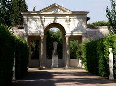 Rom, Viale Trinità dei Monti, Villa Medici, Venus-Loggia