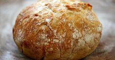 Lepší než český chleba člověk těžko najde. I když ta česká produkce v poslední době taky pěkně pokulhává. Upečte si svůj jako pan Cuketka :) | Pinterest | Vide…