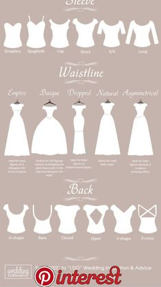 Visual Clothing Dress Sketches Fashion Sketches Fashion Silhouette Types Of Dresses Princess Style Office Fashion Dress Illustration Fashion Dictionary Wedding Dress Types, Wedding Dress Sleeves, Dream Wedding Dresses, Wedding Gowns, Petite Wedding Dresses, Different Wedding Dress Styles, Wedding Dress Material, Wedding Dress Shopping, Bridal Gown