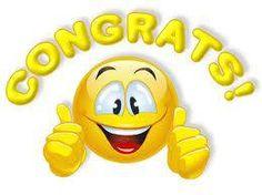 Clip Art Congrats Clipart congratulations cousin slis library news congrats two thumbs up
