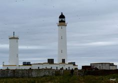 "https://flic.kr/p/cpUoz7 | The Pentland Skerries Lighthouse | This is on ""Muckle Skerry"" in the Pentland Firth - on a very interesting excursion from Burwick in South Ronaldsay, Orkney."